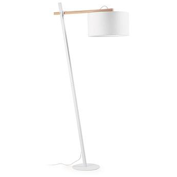 Lampa podłogowa Hunte biała