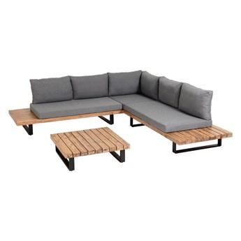 Zestaw ogrodowy sofa i stolik Zanaya