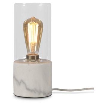 It's About RoMi :: Lampa stołowa marmurowa Athens biała