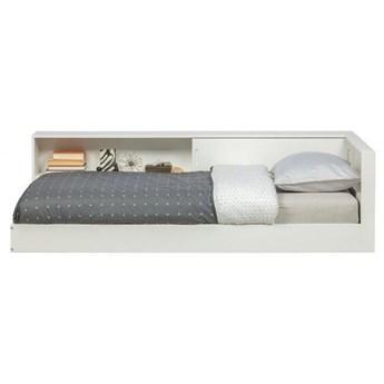 Woood :: Łóżko drewniane Connect białe