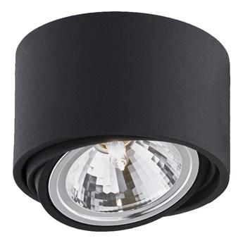 Kaspa :: Oprawa stropowa natynkowa Lumos czarna
