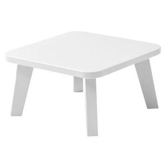 Woood :: Stolik Chicago biały 50x50 cm