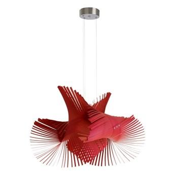 LZF :: Lampy wiszące Mini Mikado czerwona szer. 70 cm