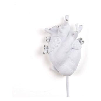 Seletti :: Kinkiet Heart biały