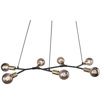 Nordlux :: Lampa wisząca Josefine czarna szer. 91 cm