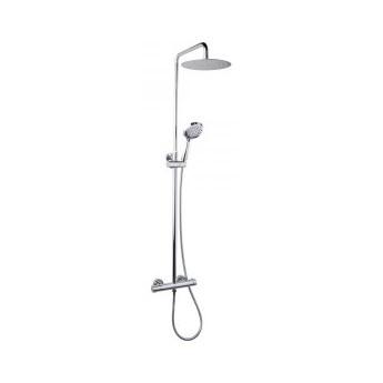 Hagendsen&Smith Pind zestaw prysznicowy termostatyczny deszczownica 25cm Chrom (CO502721) - 24h! Warszawa
