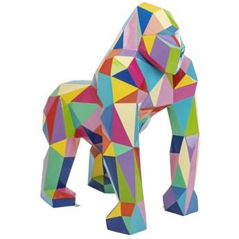 Dekoracja stojąca Gorilla XL 110x130 cm kolorowa