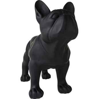 Dekoracja stojąca Toto 200x160 cm czarna