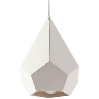 Lampa wisząca Pavlus Ø25x135 cm biała