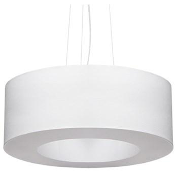 Lampa wisząca Saturno Ø50x110 cm biała