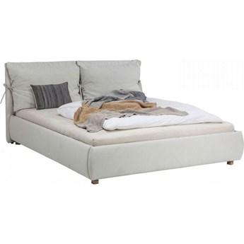 Łóżko Szenario 160x200 cm kremowe