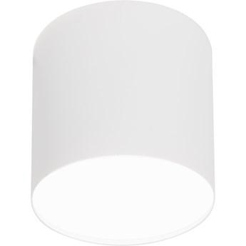 Spot Point Plexi M ∅13x13 cm biały