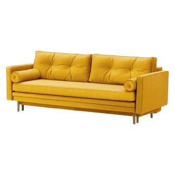 Sofa z funkcją spania i pojemnikiem na pościel Mossa