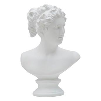 Biała figurka dekoracyjna Mauro Ferretti Roman Woman