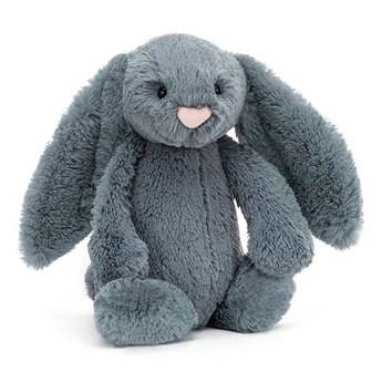 Króliczek Bashful Dusky Blue Bunny 31 cm, Jellycat