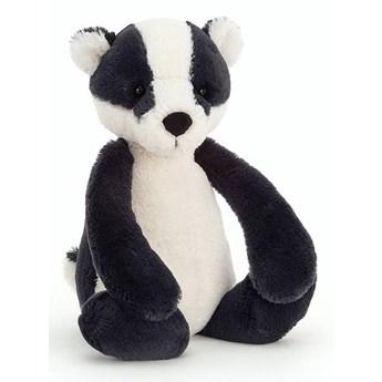 Bashful Badger Wstydliwy Borsuk, 31 cm, Jellycat, 0+