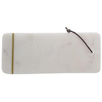 Deska do krojenia Jotkirn 37x15 cm biała
