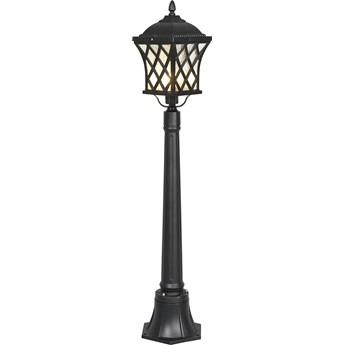 Lampa ogrodowa Tay 19x112 cm czarna