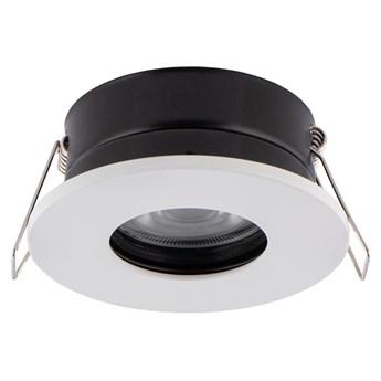 Lampa podtynkowa Golf ∅8x11 cm biała
