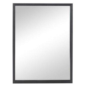 Lustro Rect 60x80 cm czarne