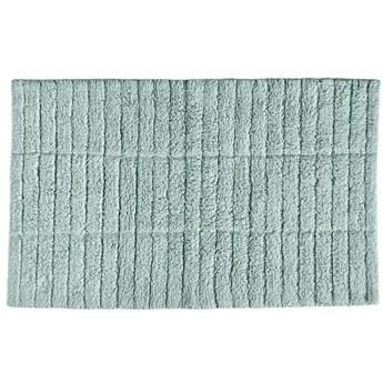 Mata łazienkowa Tiles 80x50 cm brudna zieleń