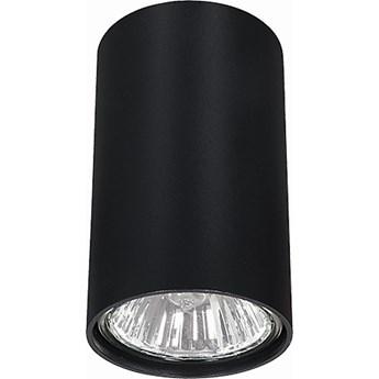 Oświetlenie punktowe Eye ∅6x10 cm czarne