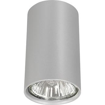 Oświetlenie punktowe Eye ∅6x10 cm srebrne