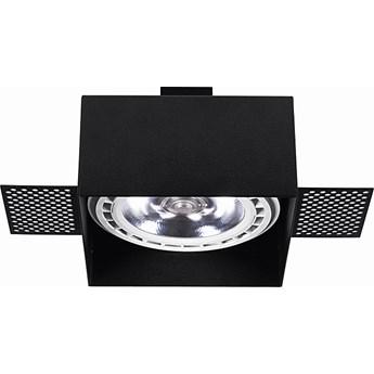 Oświetlenie punktowe Mod Plus 12x9 cm czarne