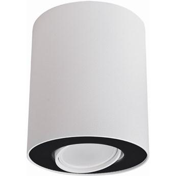 Spot Set ∅10x12 cm biało-czarny