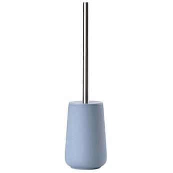 Szczotka do WC Nova 37 cm niebieska