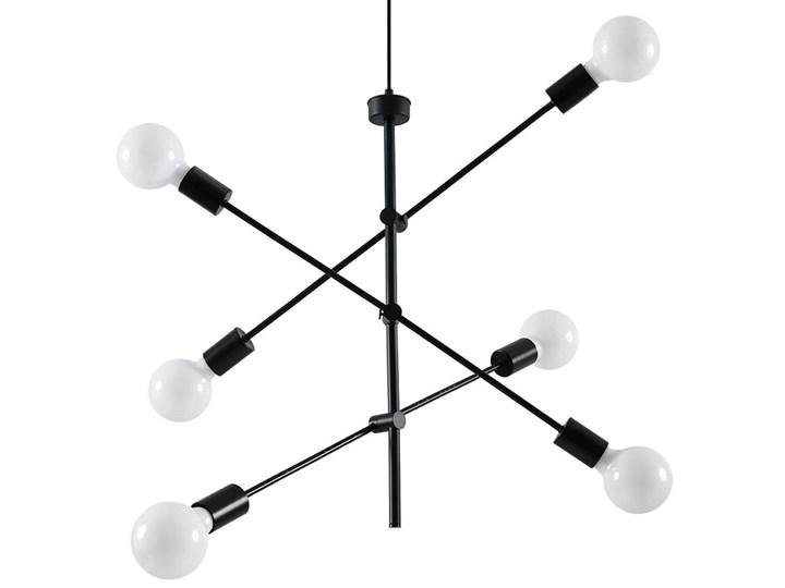 Żyrandol CONCEPT 6 Metal Stal Kategoria Lampy wiszące