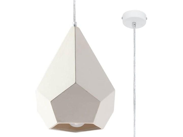 Lampa wisząca ceramiczna PAVLUS Lampa z kloszem Ceramika Kategoria Lampy wiszące