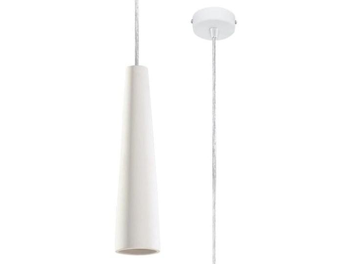 Lampa wisząca ceramiczna ELECTRA Lampa z kloszem Ceramika Kategoria Lampy wiszące