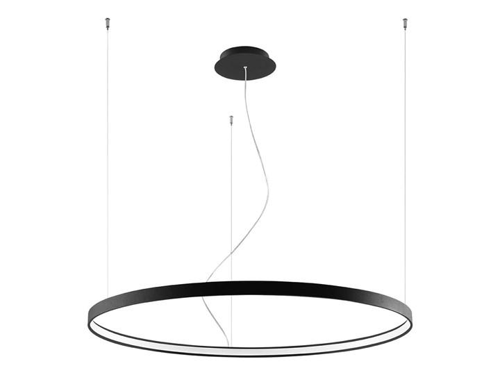 Żyrandol RIO 110 czarny LED 3000K Stal Metal Kategoria Lampy wiszące