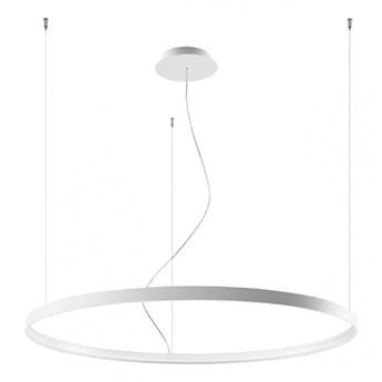 Żyrandol RIO 110 biały LED 3000K