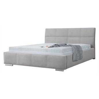 Łóżko tapicerowane DALLAS 180x200/pojemnik na pościel