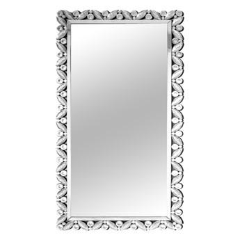 Lustro ażurowa rama z kryształkami 90x153 cm JS91