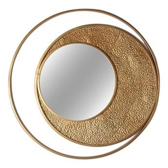 PROMO 2 w cenie 1 Złote okrągłe lustro Ø80 cm TOY68-6727
