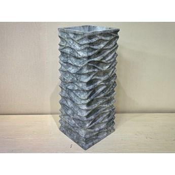 Donica ogrodowa struktura imitująca kamień 27x70 cm 2085/2