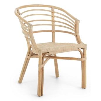 Krzesło Confidenca drewniane