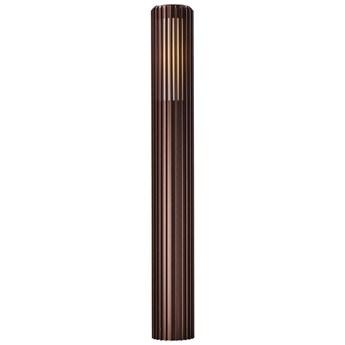 Słupek ogrodowy Matrix Ø12x95 cm brązowy