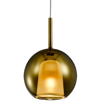 Lampa wisząca Euforia No.1 Ø20x150 cm złota