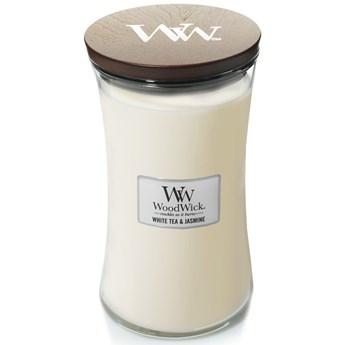 Świeca zapachowa duża Woodwick Tea  Jasmine