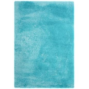 Dywan Rabbit Gładki Shaggy w kolorze Niebieski Turkusowy Bird 67222 200 x 290 cm