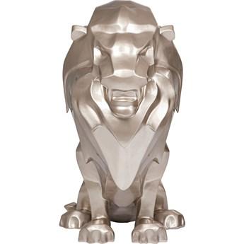 Dekoracja stojąca Geometric Lion 90x170 cm