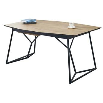 SELSEY Stół rozkładany Lemudan 160-210x100 cm
