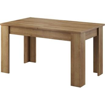Stół rozkładany SKY 140-180 cm dąb riviera - Meb24.pl