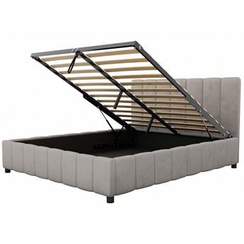 Łóżko tapicerowane Lea 140x200