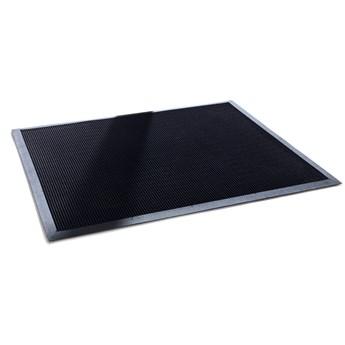 Gumowa mata wejściowa SPIKE, 900x1800 mm, czarny