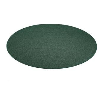 Okrągła mata do zabawy MAX, Ø2000 mm, zielony